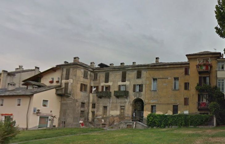 Palazzo Ansermin Aosta