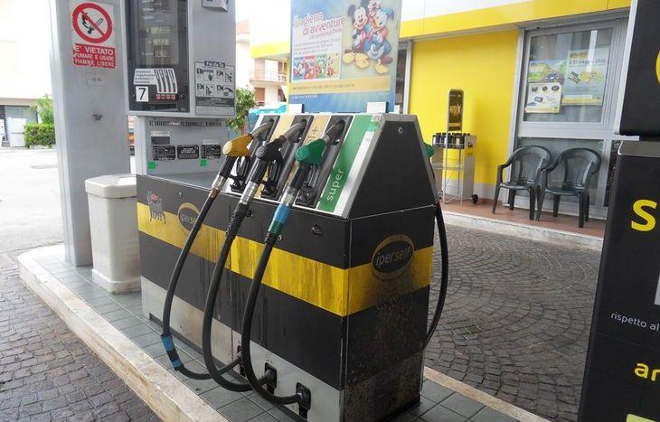 self service benzina
