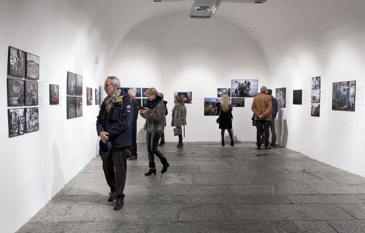 La mostra World Press Photo