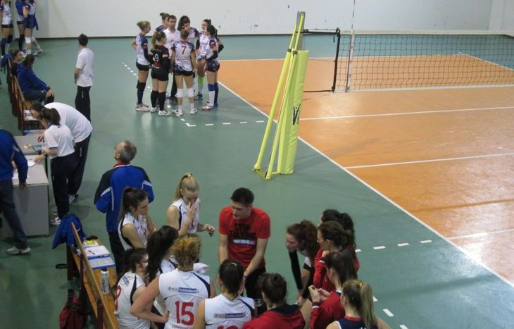 CCS Cogne - Angelico Teamvolley