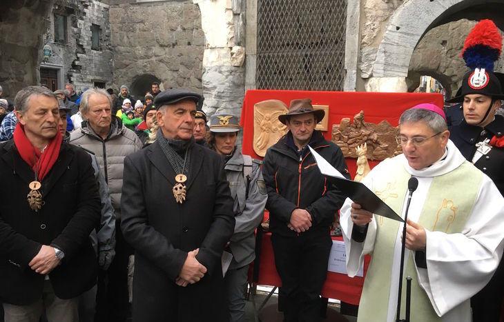 Inaugurazione 1017esima Fiera di Sant'Orso