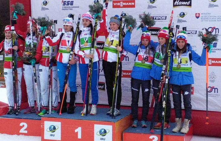 Comola biathlon