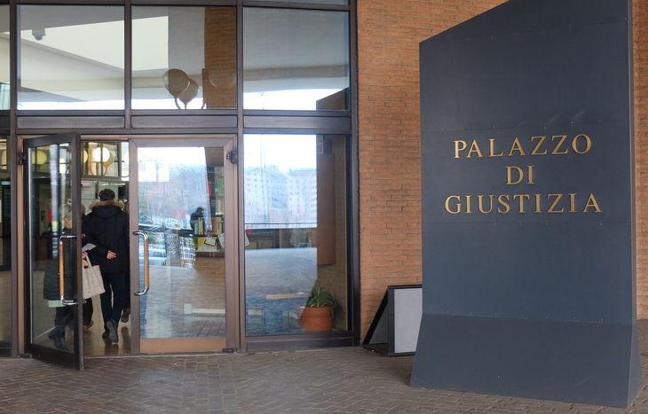 Palazzo di giustizia di Torino