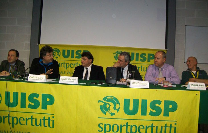 Uisp, Massimo Verduci