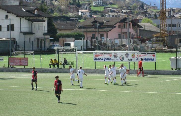 charvensod, calcio