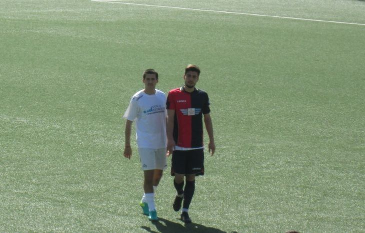 Sebastian Rovira, charvensod, calcio