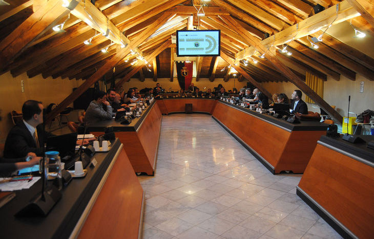 Consiglio Aosta