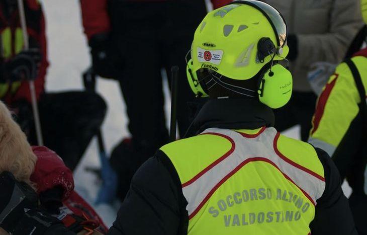 soccorso alpino, incidenti in montagna, valanga