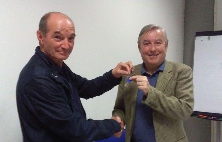 Giancarlo Civiero e Pier Paolo Civelli