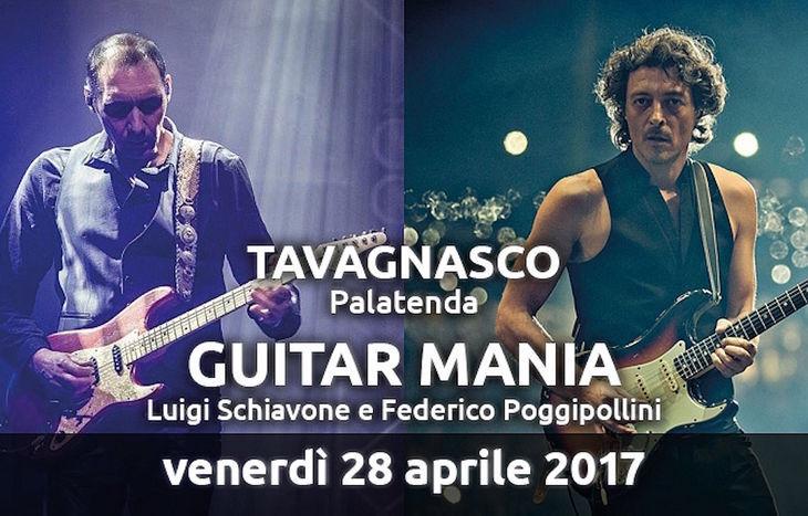 Guitar Mania a Tavagnasco Rock