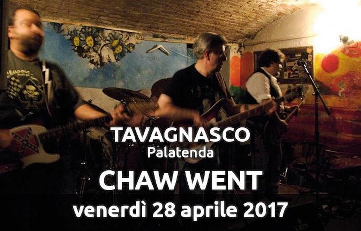 Chaw Went  a Tavagnasco Rock