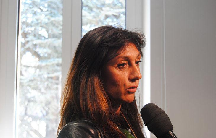 L'avvocata Donatella Finiguerra