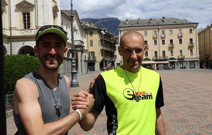 Mikael Mongiovetto e Oliviero Bosatelli