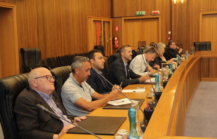 Audizione sindacati Casinò IV commissione