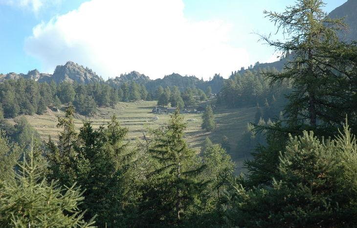 Alpe moulaz a Challand