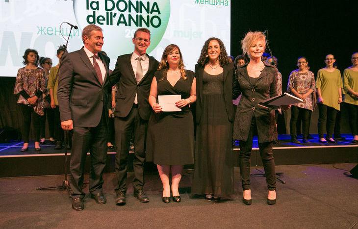 Alessandra Farris, Premio Popolarità