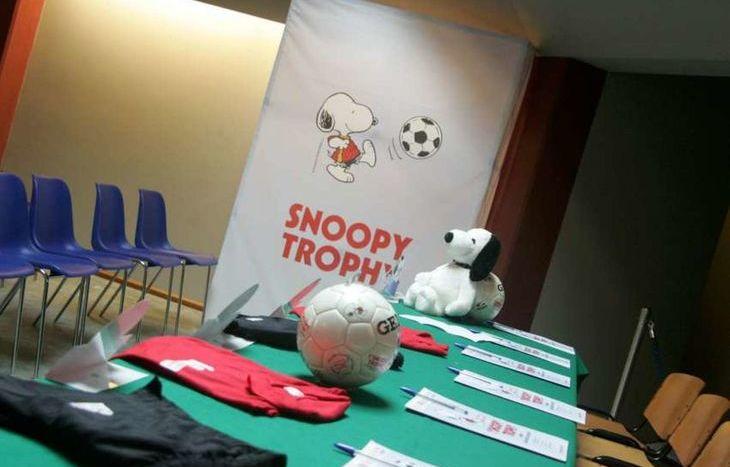 Presentazione Snoopy Trophy