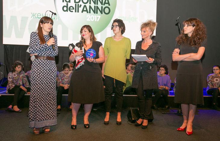 Alessandra Farris, Targa Donna Moderna