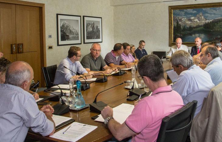 La II^ Commissione consiliare