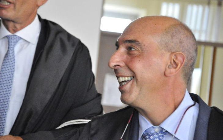 Il giuramento del nuovo procuratore capo, Paolo Fortuna
