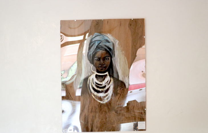 La mostra di Melissa Losano