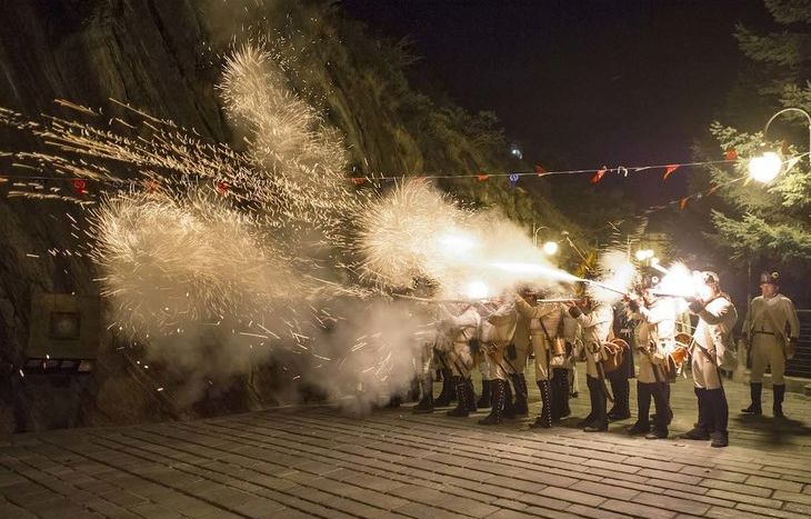 Napoleonica 2017 al Forte di Bard