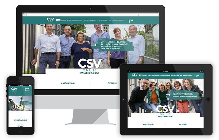 il sito del CSV