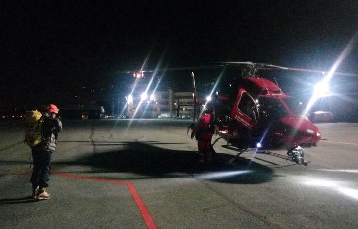 L'elicottero di