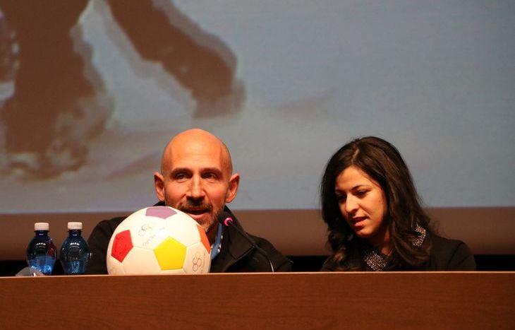 Andrea Borney e Daniela Borrelli