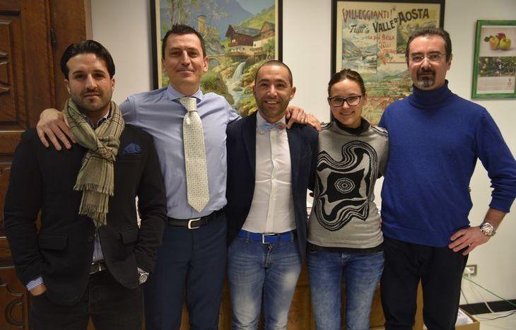 Il team commerciale di Publi (iN)