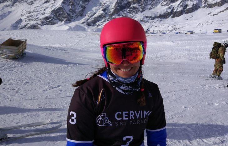Raffaella Brutto, snowboard