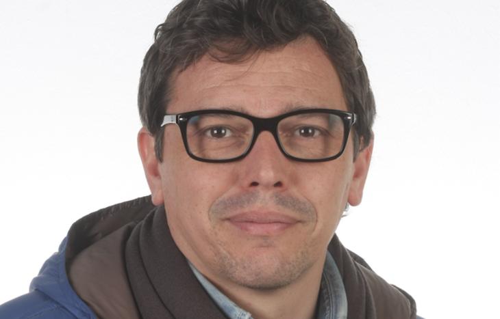 Fabio Parisi, consigliere comunale a Gignod
