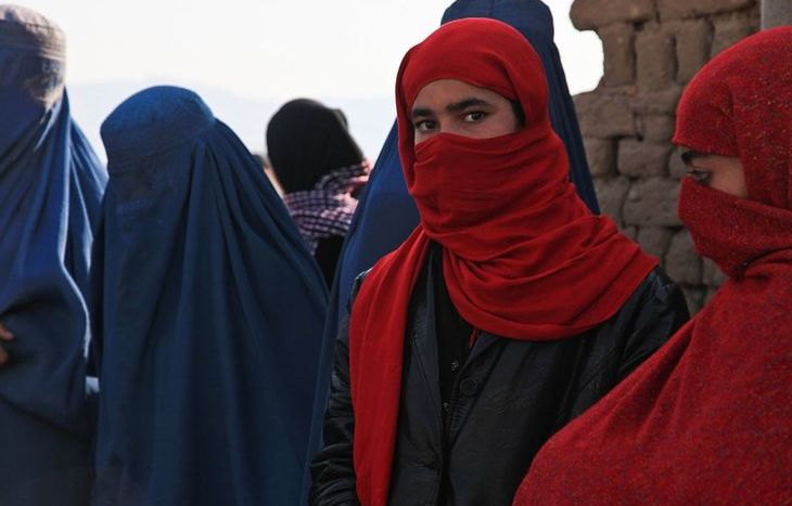 Afghanistan - Burqa