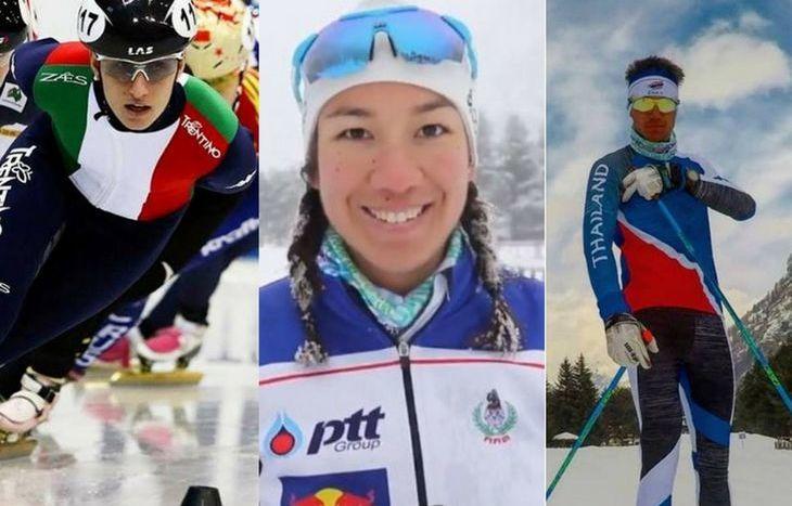 Cynthia Mascitto, Karen Chanloung, Mark Chanloung