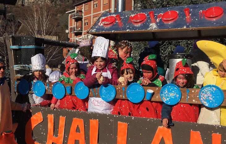 Carnevale Verrès 2018