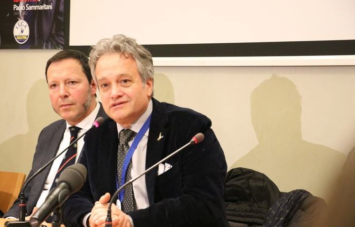 Luca Distort e Gianni Tonelli