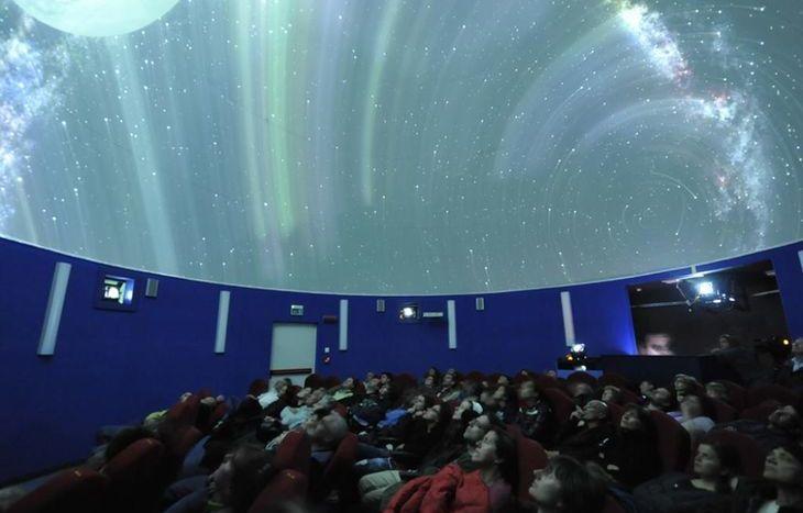 Planetario di Lignan