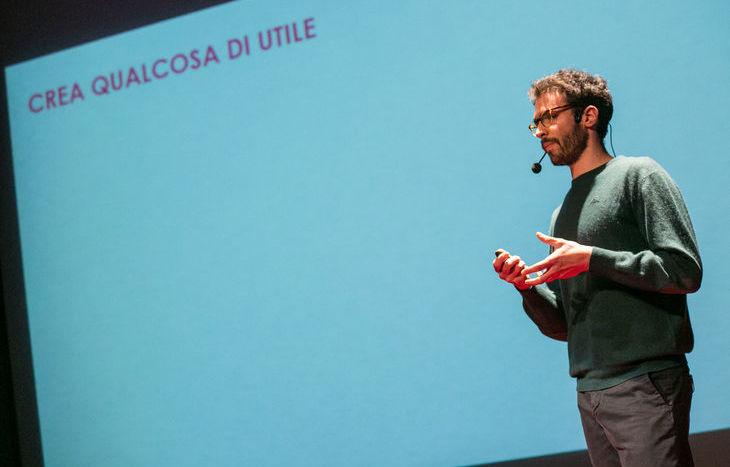 Andrea Passadori - Photo Moreno Vignolini