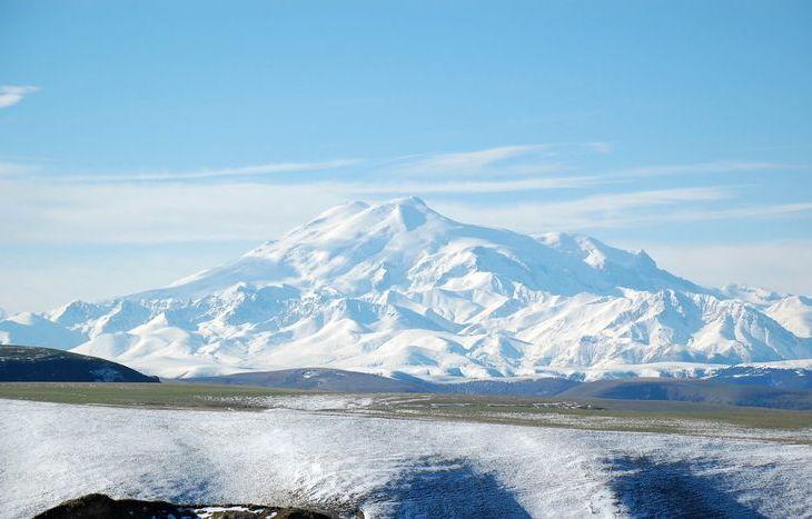 Monte El'brus