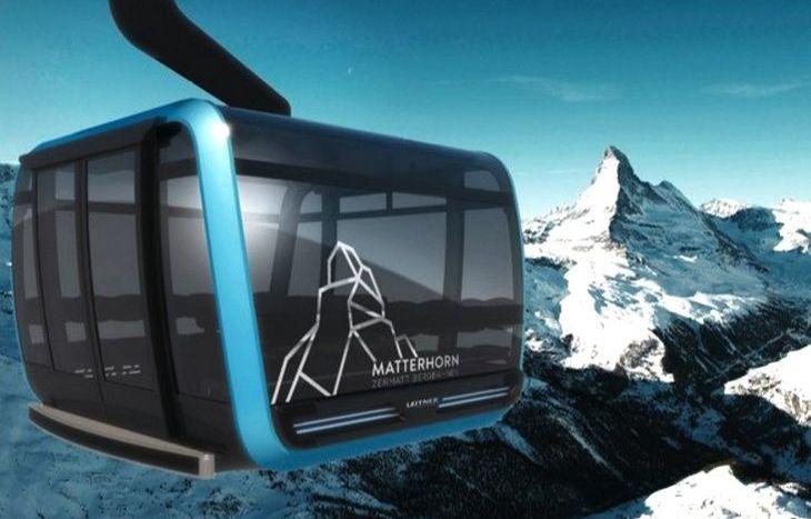 funivia Zermatt