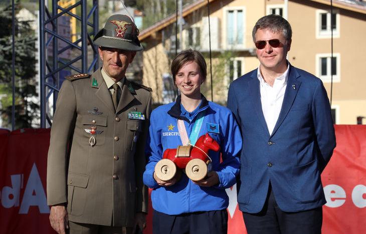 La festa dei protagonisti dei Giochi olimpici invernali di PyeongChang - Lucia Peretti