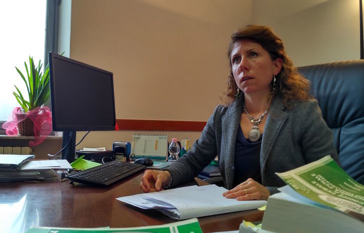 Il pm Eugenia Menichetti, titolare delle indagini.