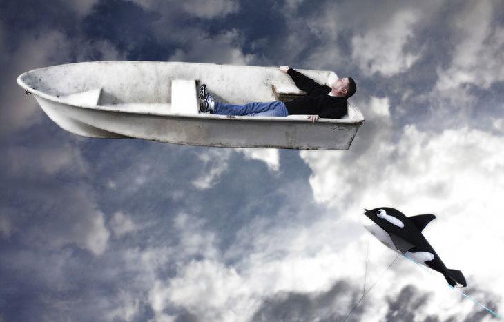 nuvole, sogni