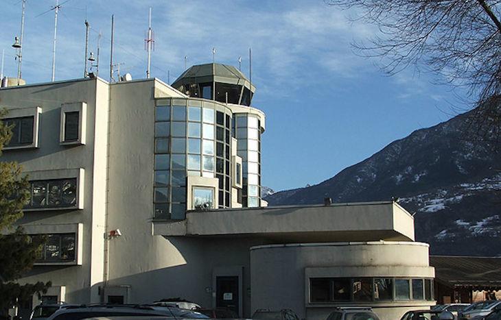 Avda, aeroporto, protezione civile