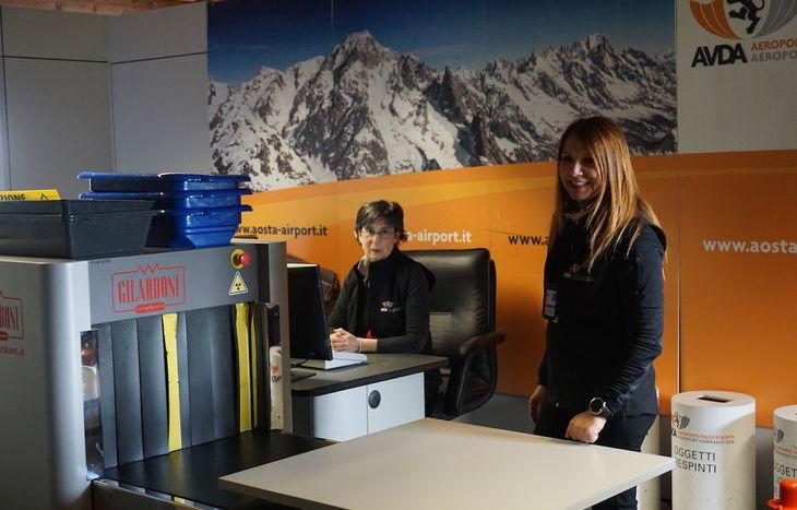 Avda volo Aosta - Olbia