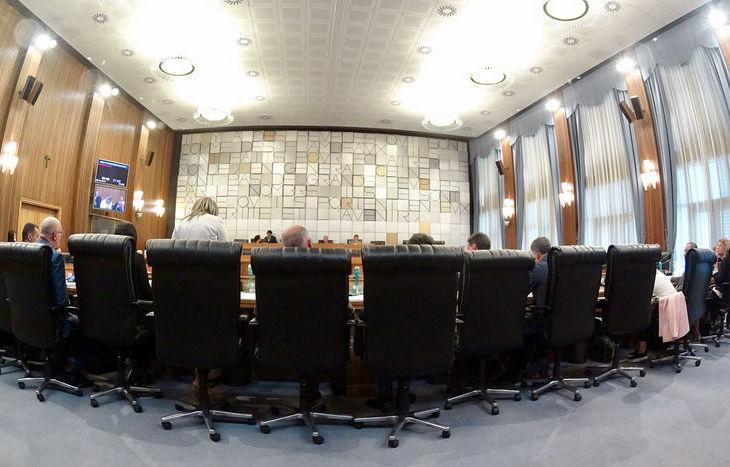 Consiglio regionale 26 giugno 2018