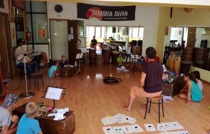 I laboratori di SuonoGestoMusicaDanza