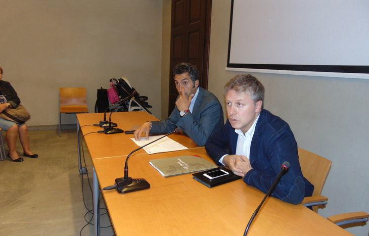 Fulvio Centoz e Marco Sorbara incontrano le famiglie della Farfavola