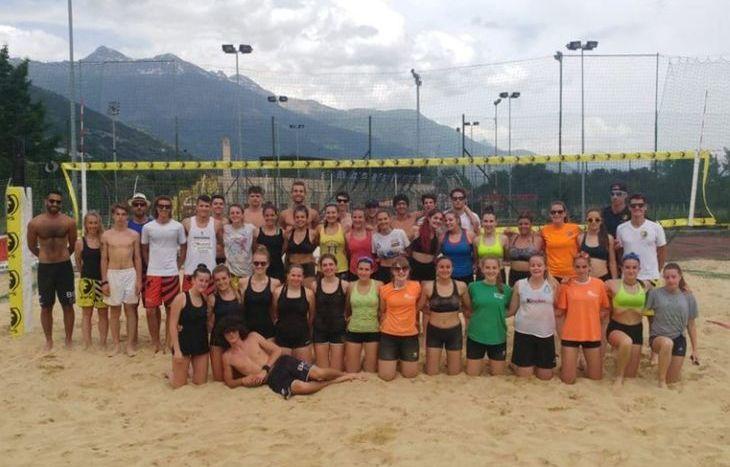 Beach Volley Stade