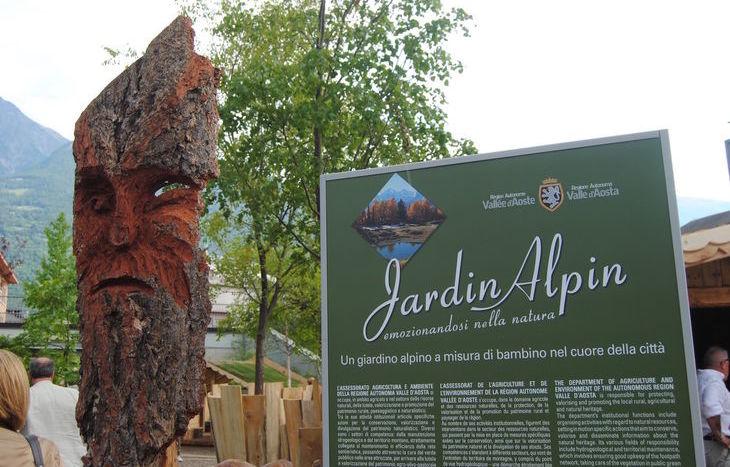 Il Jardin Alpin ad Aosta